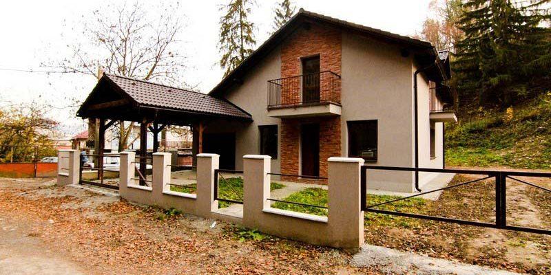 Rodinný dom na kľúč v časti Laskomer