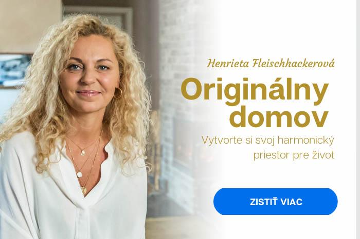 Reklama Originálny Domov